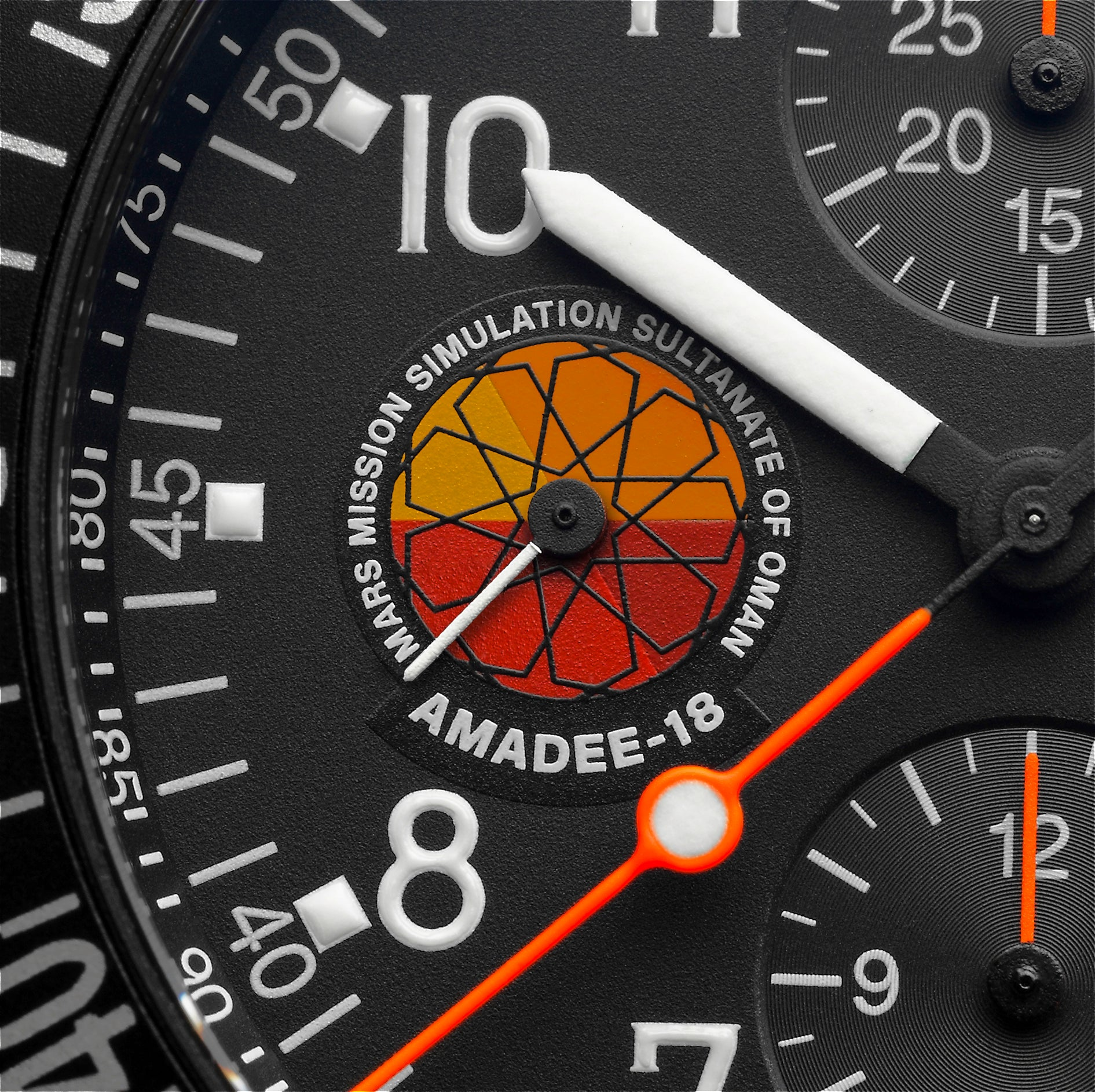 "Fortis Official Cosmonauts ""Amadee 18"""
