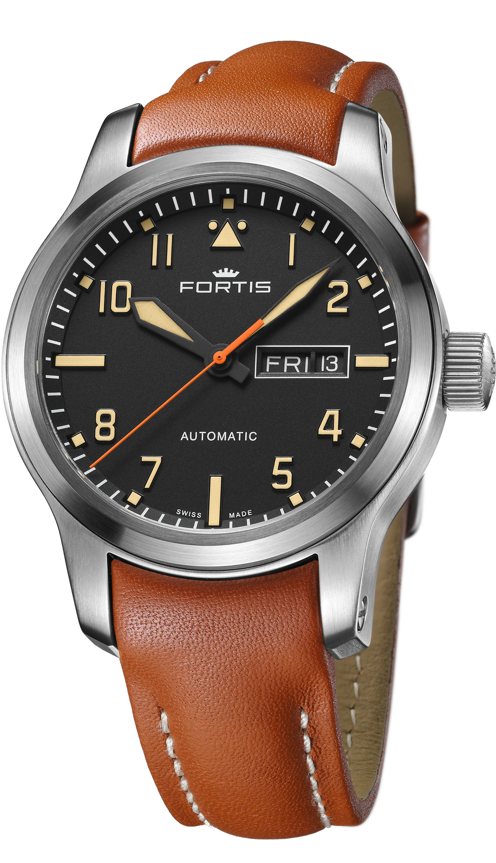 Fortis Aeromaster old Radium Day-Date