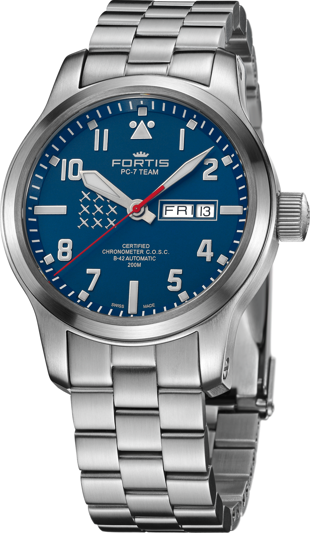 Fortis Aeromaster PC7 Day-Date