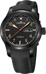 Fortis Aeromaster Stealth Day-Date
