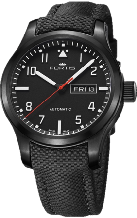 Fortis Aeromaster Professional Day-Date