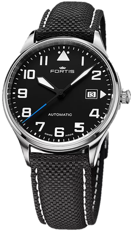 Fortis Pilot Classic Day-Date