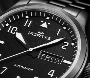 Fortis Aeromaster Steel Day-Date
