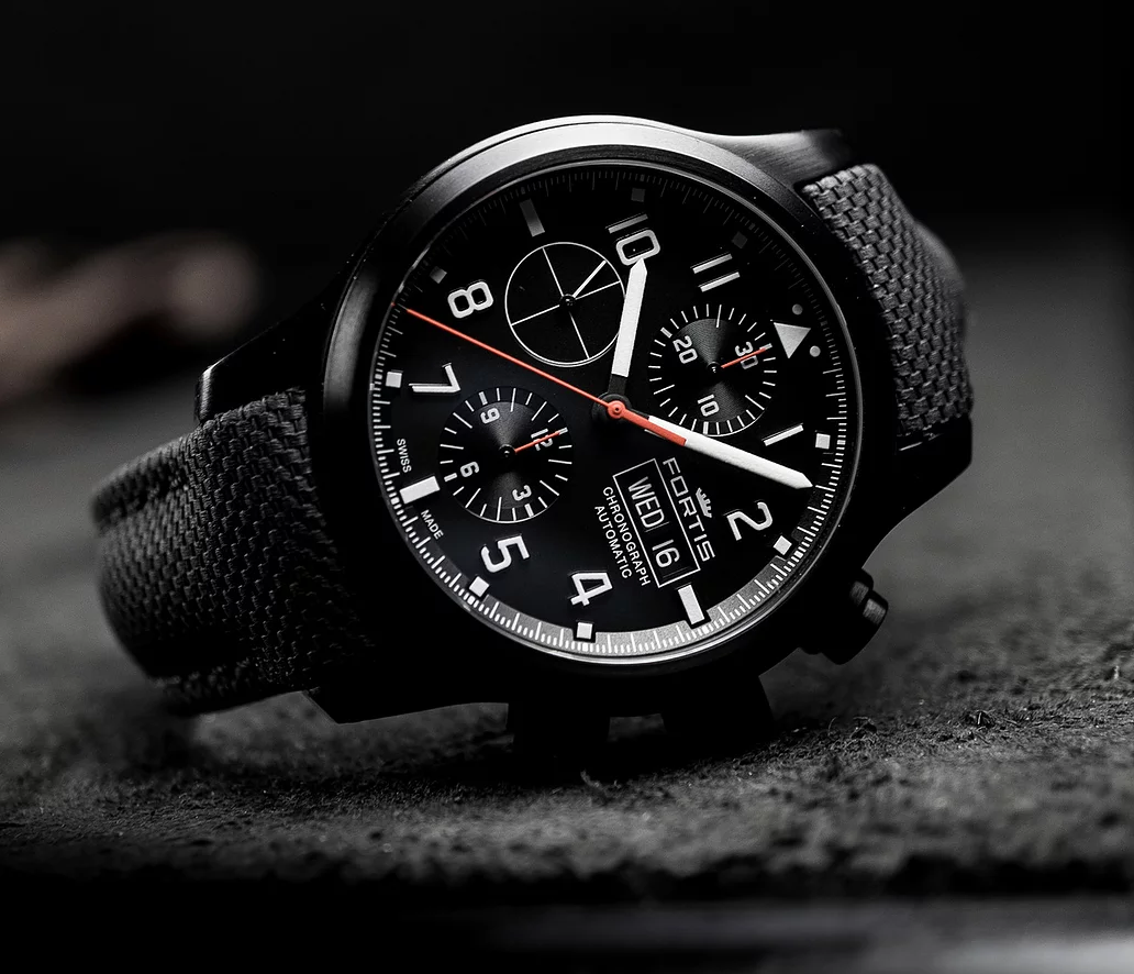 Fortis Aeromaster Professional Chronograph