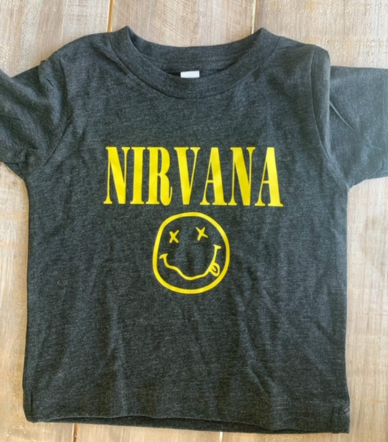 Baby/Toddler Nirvana Tee