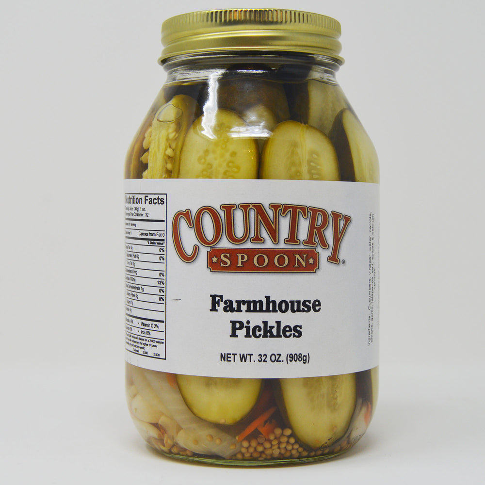 Farmhouse Pickles