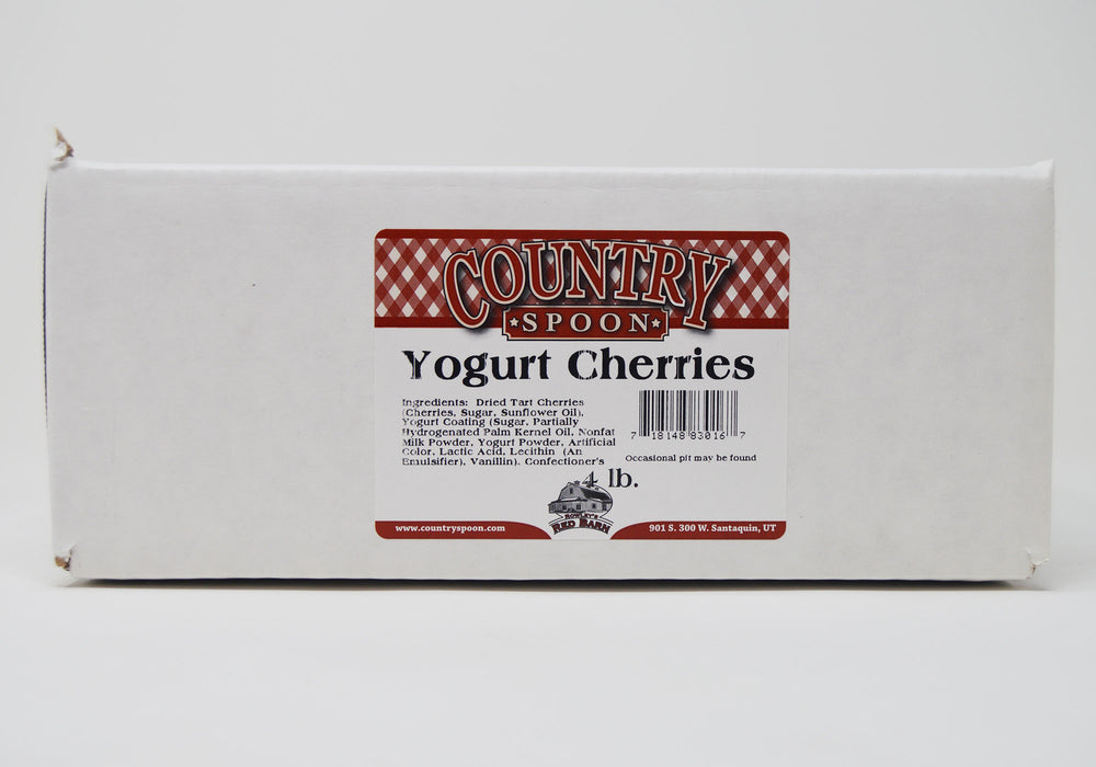 Yogurt Cherries