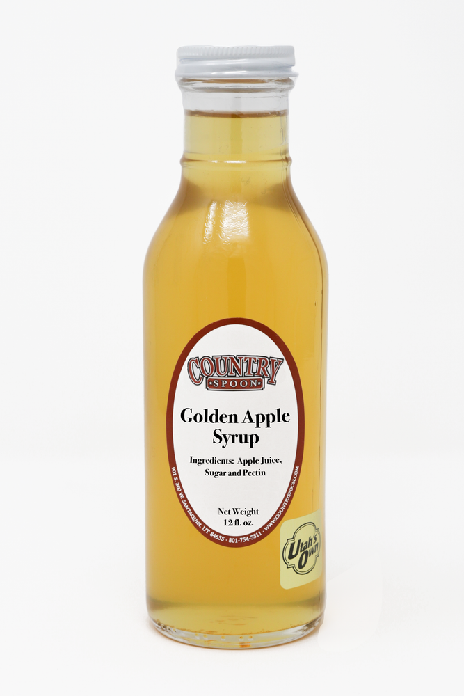 Country Spoon Apple Syrup