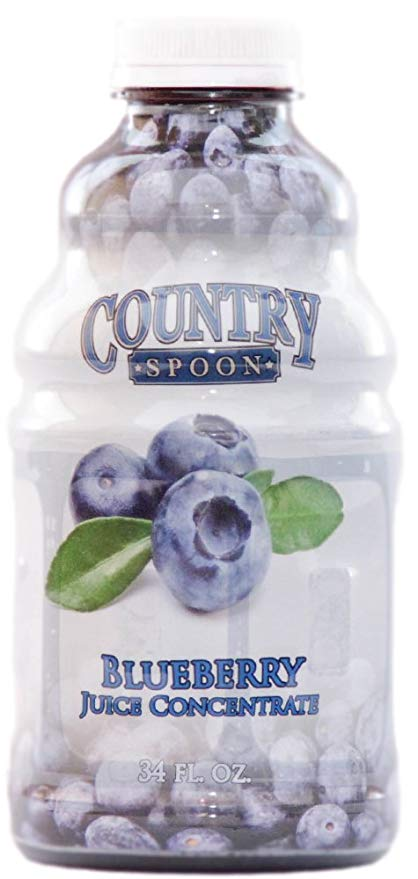 Blueberry Juice Concentrate Country Spoon