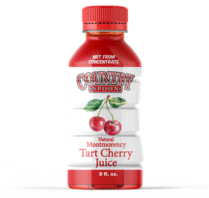 Country Spoon Tart Cherry Juice, 8 oz