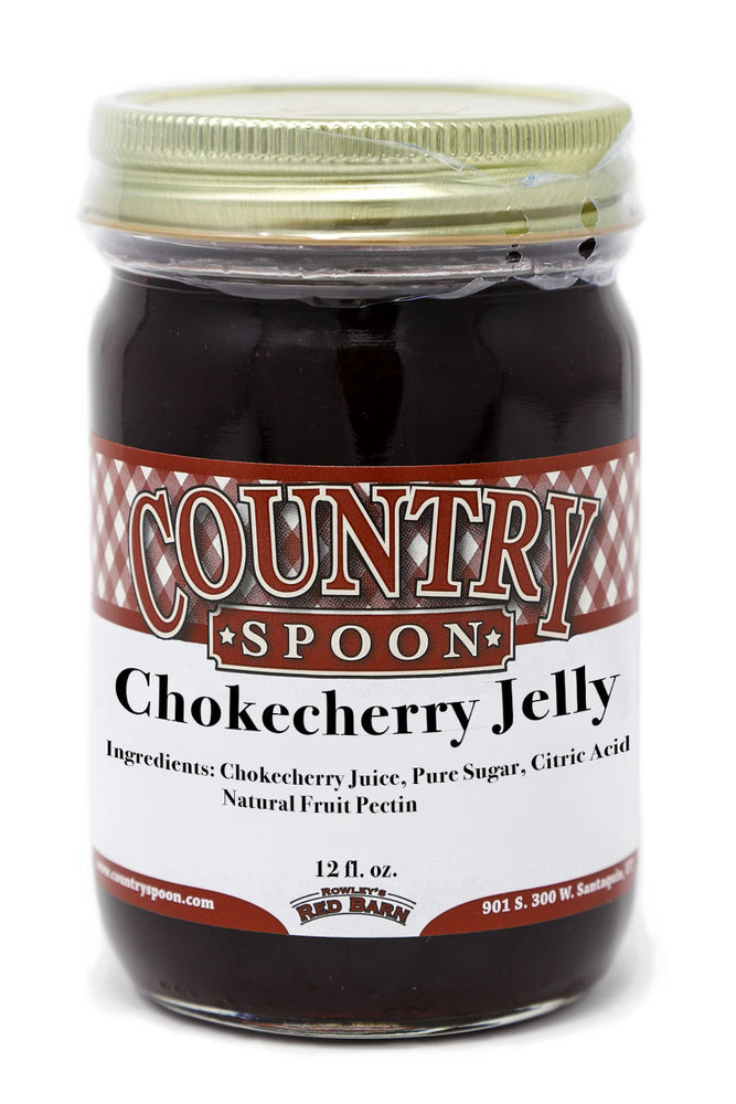 Chokecherry Jelly