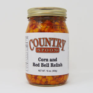 Corn and Red Bell Relish