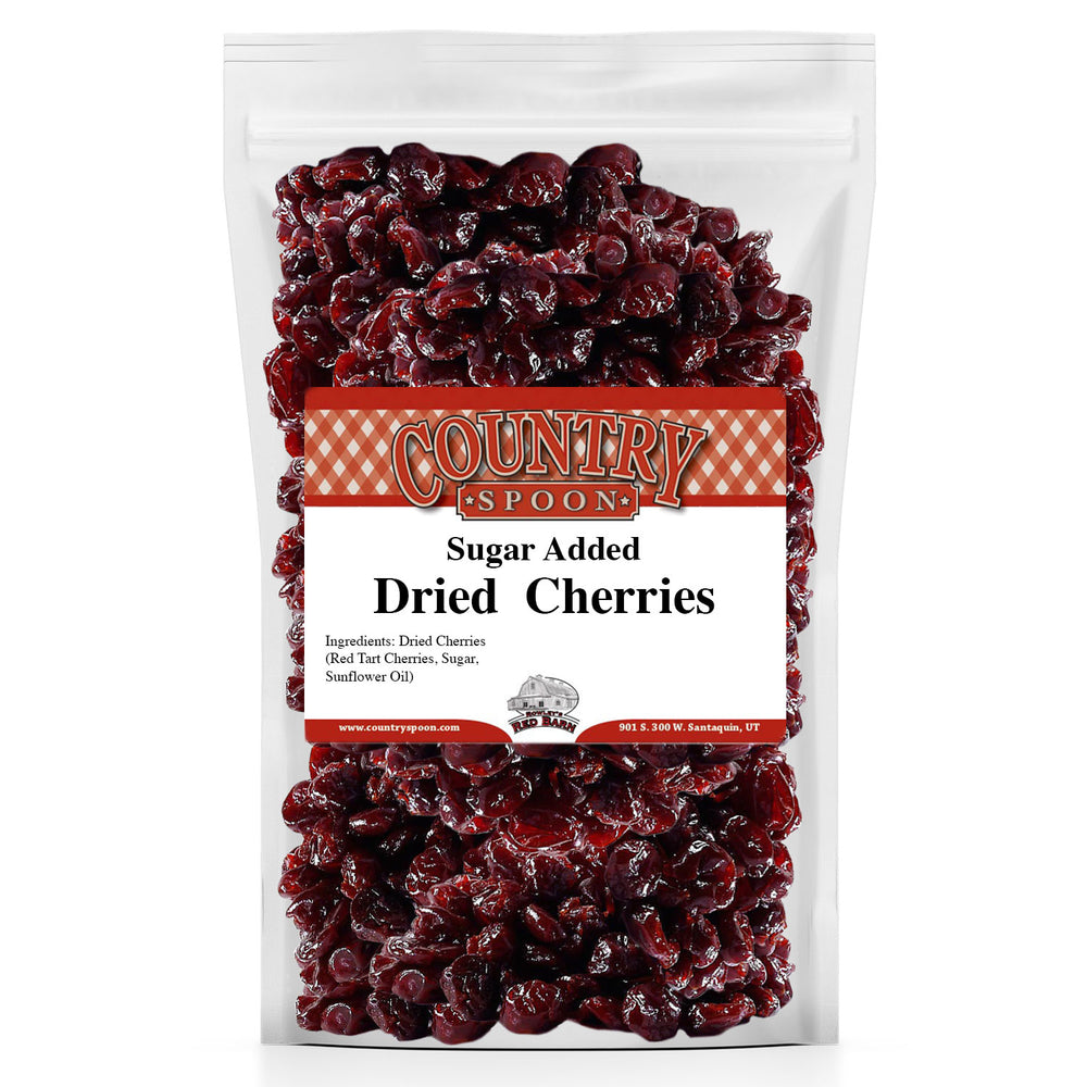 Dried Tart Montmorency Cherries