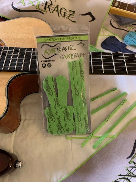 Axe Ragz - Guitar Floss