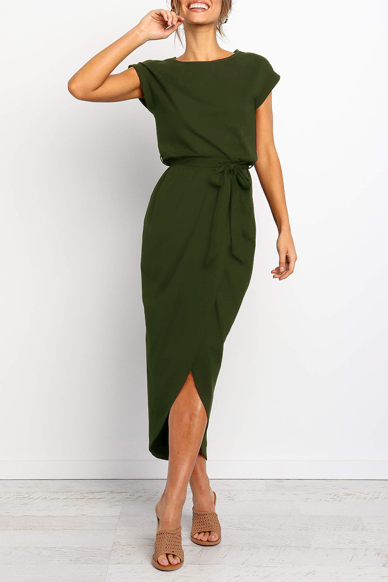 Lopezdress After Midnight Casual Ankle Length Dress