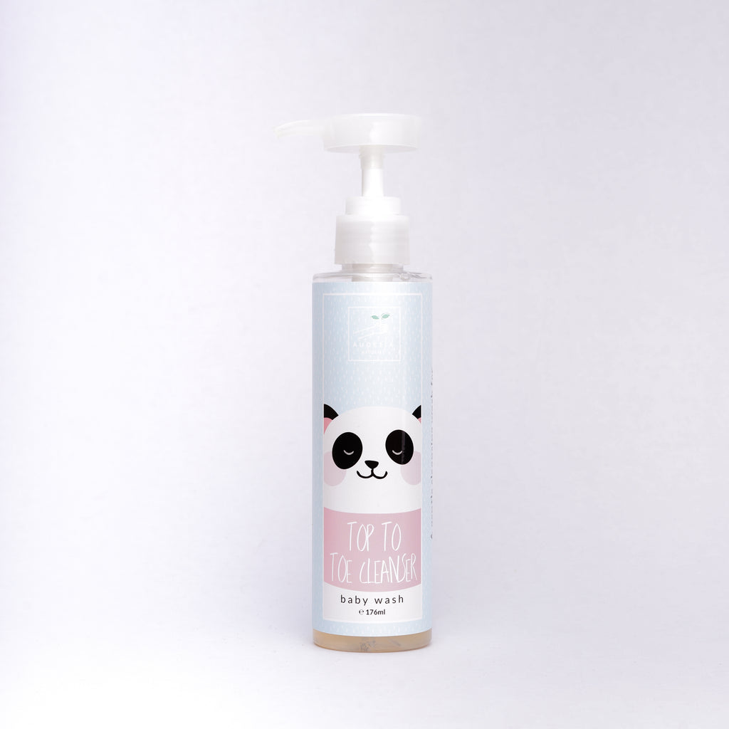 Top To Toe Cleanser