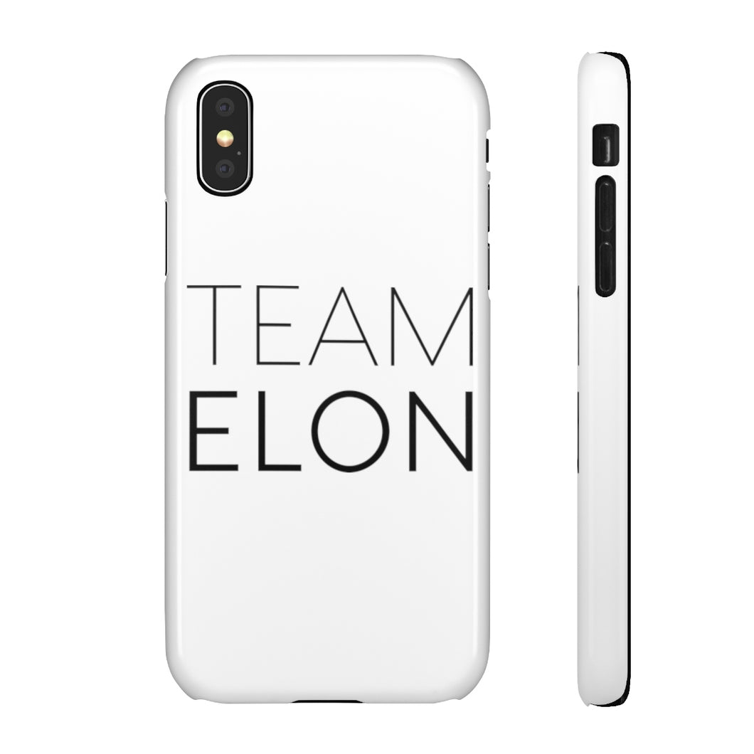 Snap Cases - Save Elon