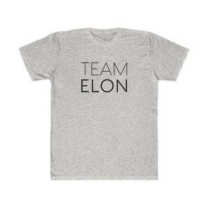 """Team Elon"" Unisex Fitted Tee - Save Elon"