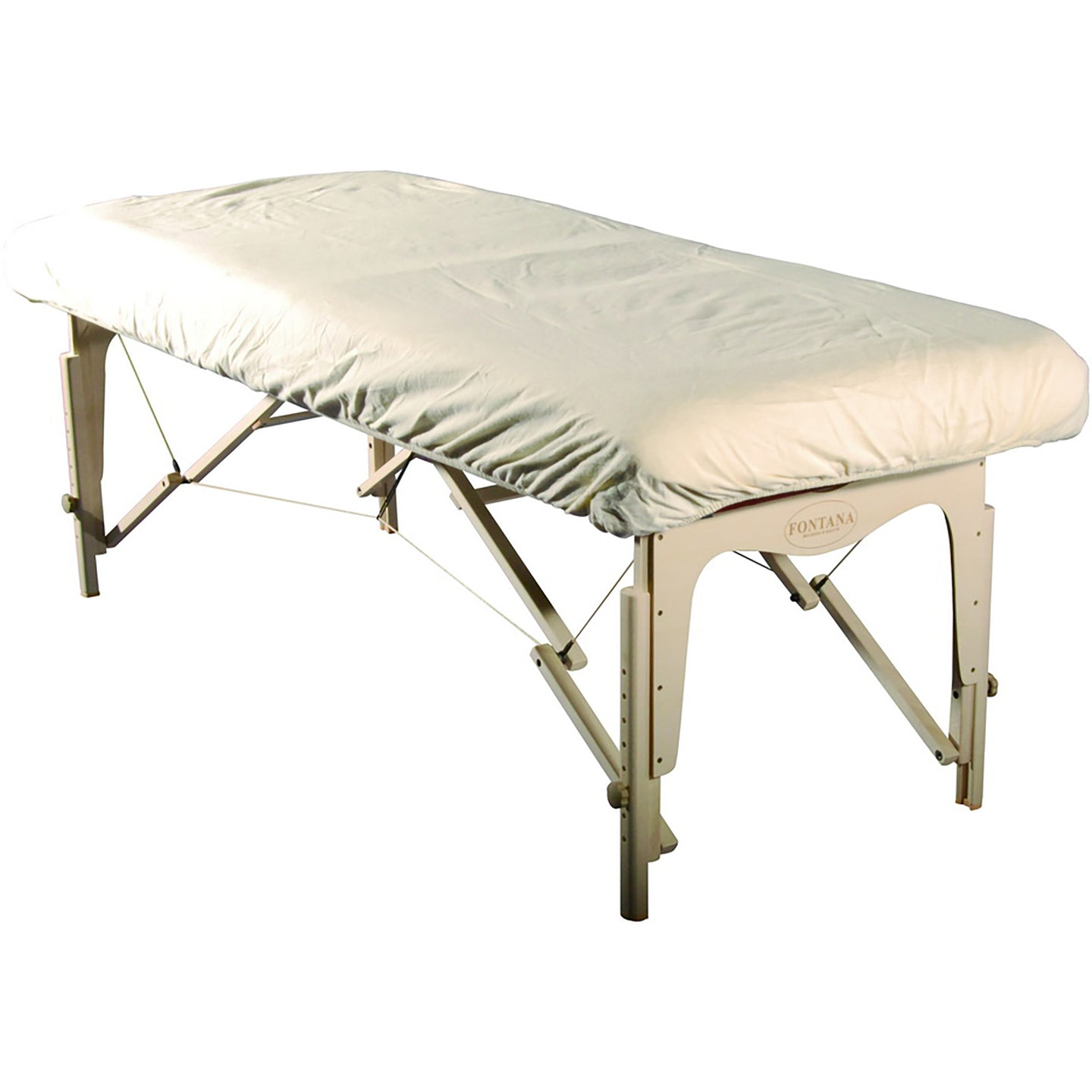Master Massage - Universal Fitted Flannel Table Cover - Superb Massage Tables