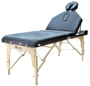 "Custom Craftworks - Destiny Portable Massage Table 30"" - Superb Massage Tables"