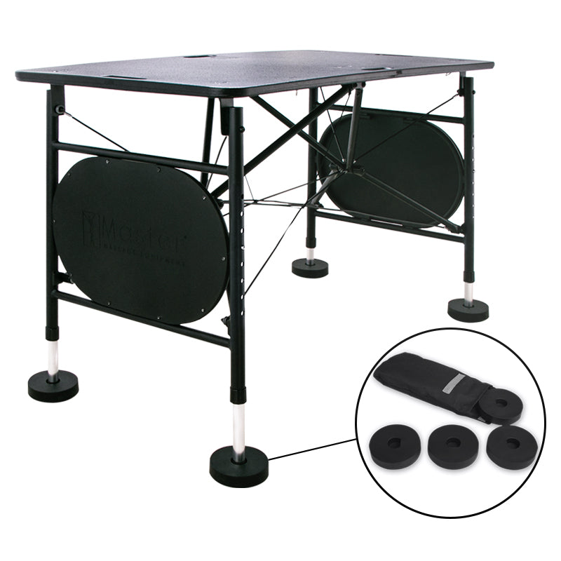 Master Massage - Mars Portable Sports Treatment Table - Superb Massage Tables
