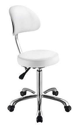 USA Salon and Spa - Button++ Stool - Superb Massage Tables