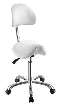 USA Salon and Spa - Saddle++ Stool - Superb Massage Tables