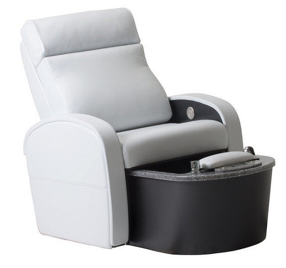 Living Earth Crafts - Contour Pedicure Spa Chair - Superb Massage Tables
