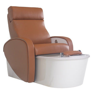 Living Earth Crafts - Contour LX Pedicure Spa Chair - Superb Massage Tables