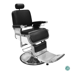 Berkeley - Lincoln Barber Chair - Superb Massage Tables