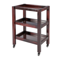 Master Massage - Master Wooden Trolley 3 Shelf - Superb Massage Tables