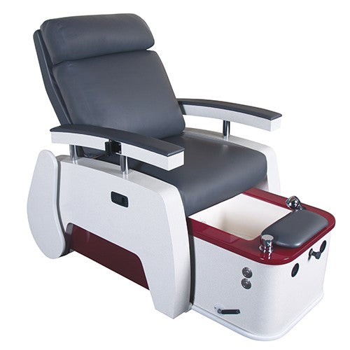 Living Earth Crafts - 5th Avenue PediLounge™ with Footbath - Superb Massage Tables