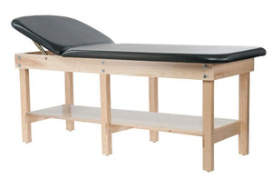 PHS Chiropractic - 6 Leg Classic Wood Treatment Table - Superb Massage Tables