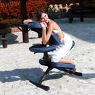 Master Massage - Rio Portable Massage Chair with Luggage Case - Superb Massage Tables