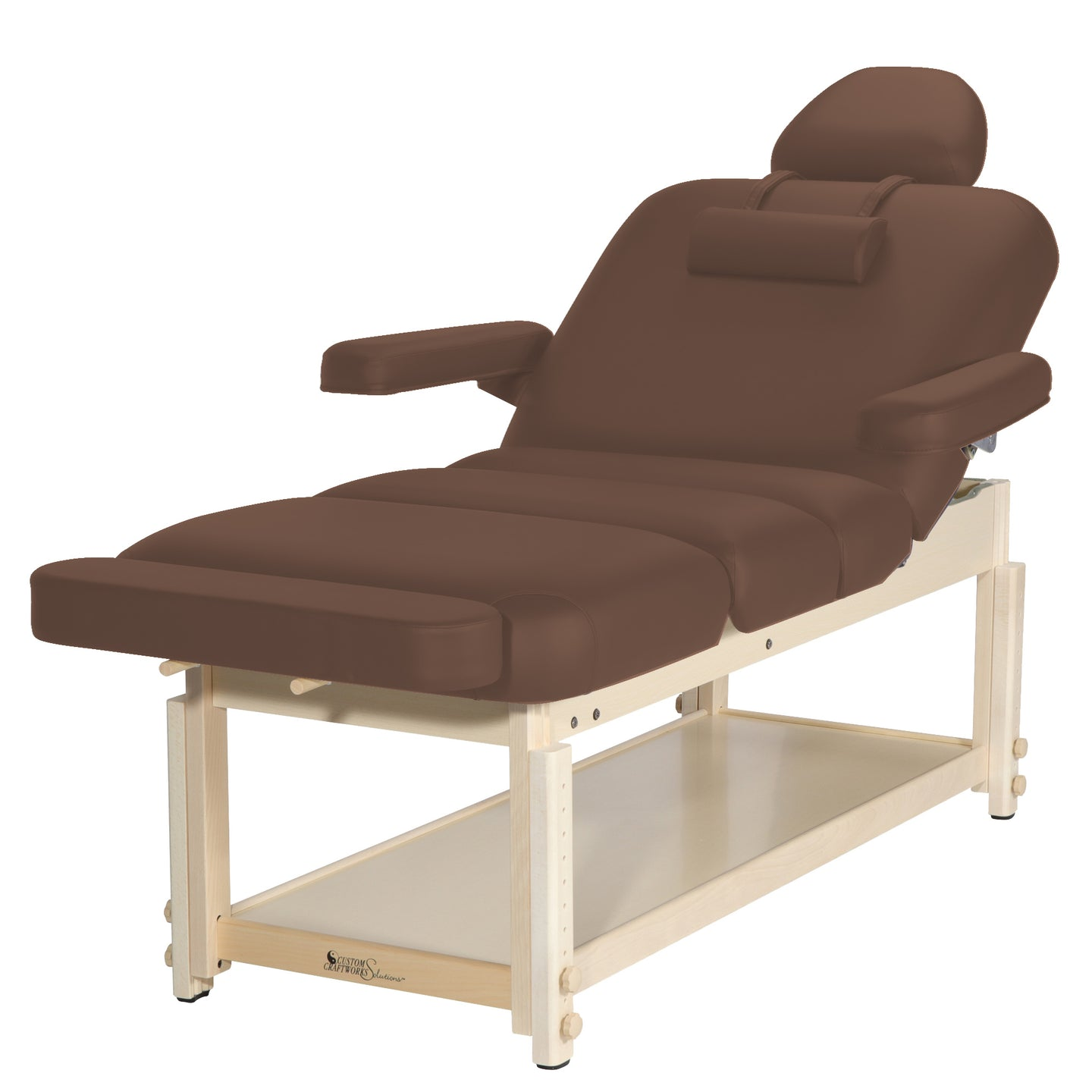 Custom Craftworks - Aura Deluxe Stationary Massage Table