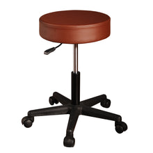 MT Massage - Pneumatic Rolling Swivel Massage Stool - Superb Massage Tables