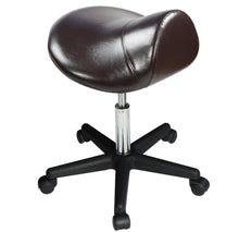 Master Massage - Swivel Saddle Massage Stool - Superb Massage Tables