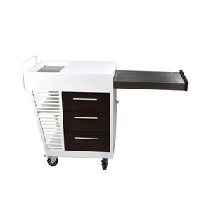 Touch America - Concierge Service Cart - Superb Massage Tables