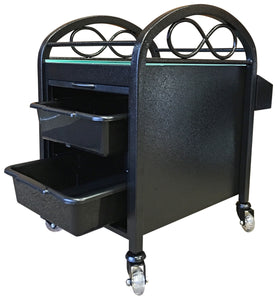 Continuum - Pedicure Accessory Cart - Superb Massage Tables
