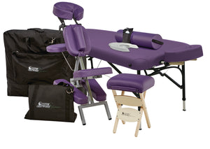 Custom Craftworks - Challenger Massage Business Basics Kit - Superb Massage Tables