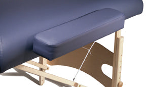 Craftworks - Classic Series Sliding Side Arm Extensions - Superb Massage Tables