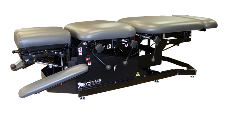 PHS Chiropractic - ES2000 Adjusting Table GENII - ES9300 - Superb Massage Tables