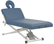Custom Craftworks - Lift Back Pro Electric Lift Massage Table - Superb Massage Tables
