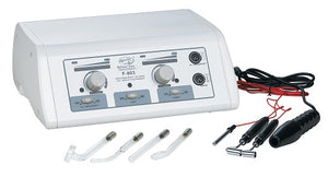 USA Salon and Spa - High Frequency and Galvanic Beauty Machine - Superb Massage Tables