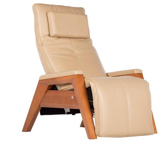 Human Touch - Gravis ZG Chair Zero Gravity Recliner - Superb Massage Tables