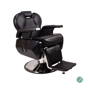 Berkeley - Taft Barber Chair - Superb Massage Tables