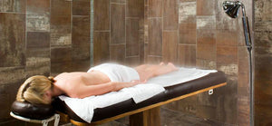 Water Werks - The VaVoom Hydrotherapy Hand Shower - Superb Massage Tables