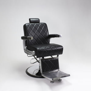 Berkeley - King Barber Chair - Superb Massage Tables
