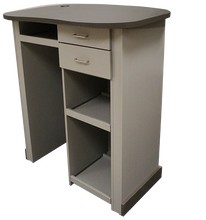 "PHS Chiropractic - 42"" Kiosk - Superb Massage Tables"