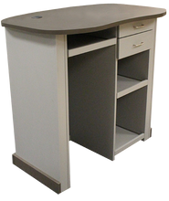 "PHS Chiropractic - 48"" Kiosk - Superb Massage Tables"